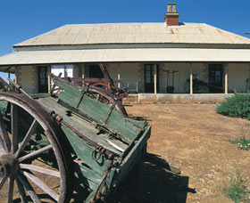 Chiverton House Museum - Geraldton Accommodation