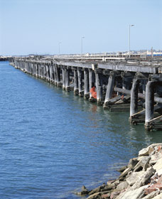 Old Timber Jetty - Geraldton Accommodation