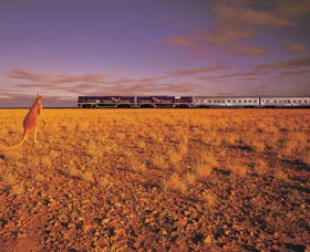 Nullarbor Plain - Geraldton Accommodation