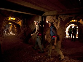 Heritage Blinman Mine Tours - Geraldton Accommodation