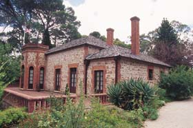 Old Government House - Geraldton Accommodation