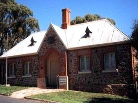 Old Police Station Museum - Geraldton Accommodation