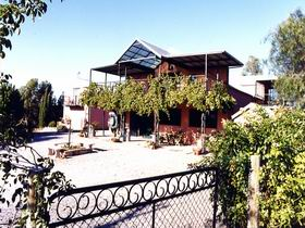 The Terrace Gallery at Patly Hill Farm - Geraldton Accommodation