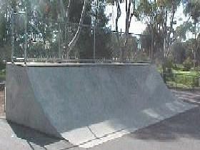 Moonta Skatepark - Geraldton Accommodation
