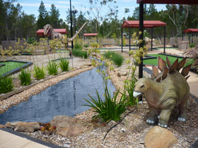 Barossa Bowland and Mini Golf - Geraldton Accommodation