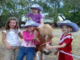Amberainbow Pony Rides - Geraldton Accommodation