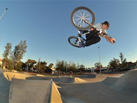 Sensational Skate Park - Geraldton Accommodation