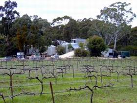 Jeanneret Wines - Geraldton Accommodation