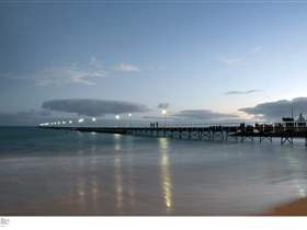 Beachport Jetty - Geraldton Accommodation