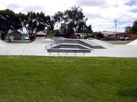 Millicent Skatepark - Geraldton Accommodation