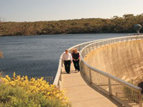 Whispering Wall - Geraldton Accommodation