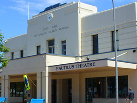 Civic Hall Complex And Arteyrea Workshops - Geraldton Accommodation