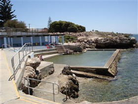 Edithburgh Tidal Pool - Geraldton Accommodation