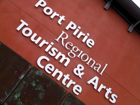 Port Pirie Regional Tourism And Arts Centre - Geraldton Accommodation