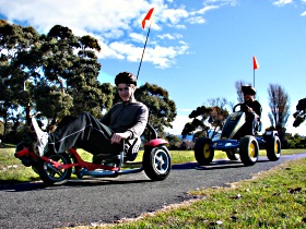 Pedal Buggies Tasmania - Geraldton Accommodation