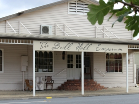 Drill Hall Emporium - The - Geraldton Accommodation