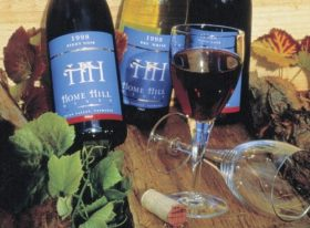 Home Hill Vineyard and Winery Restaurant - Geraldton Accommodation
