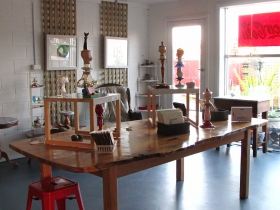 Portside Open Studio/Gallery of GINA - Geraldton Accommodation