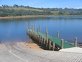 Trevallyn Dam - Geraldton Accommodation