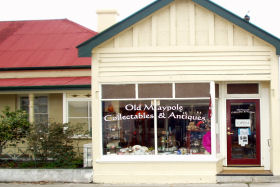 Old Maypole Collectables  Antiques - Geraldton Accommodation