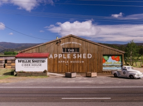 The Apple Shed Tasmania - Geraldton Accommodation