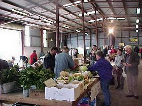 Burnie Farmers' Market - Geraldton Accommodation