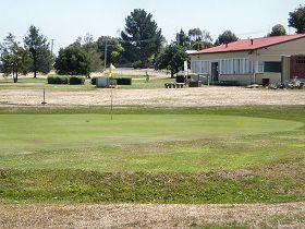 Campbell Town Golf Club - Geraldton Accommodation