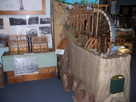 St. Helens History Room - Geraldton Accommodation