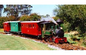 Redwater Creek Railway - Geraldton Accommodation