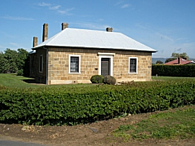 Oatlands Court House - Geraldton Accommodation