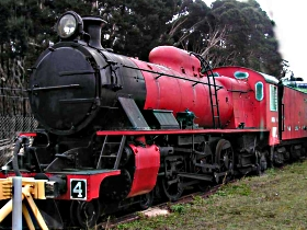 Don River Railway - Geraldton Accommodation
