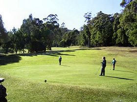Sheffield Golf Course - Geraldton Accommodation