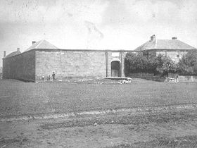 Oatlands Gaol House - Geraldton Accommodation