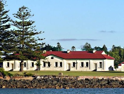 Pilot Station and Maritime Museum - Geraldton Accommodation