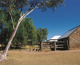 Alice Springs Telegraph Station Historical Reserve - Geraldton Accommodation