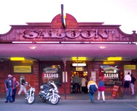 Bojangles Saloon and Dining Room - Geraldton Accommodation