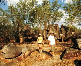 The Lost City - Litchfield National Park - Geraldton Accommodation