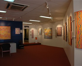 Mason Gallery - Geraldton Accommodation