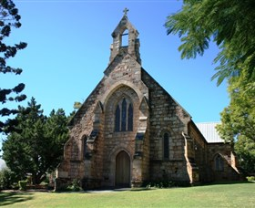 St Marys Anglican Church Memorial Chapel - Geraldton Accommodation