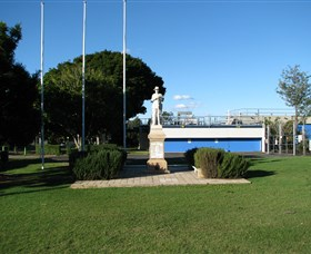 Oxley War Memorial - Geraldton Accommodation