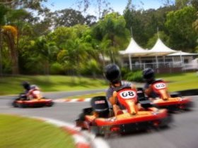 Big Kart Track Pty Ltd - Geraldton Accommodation