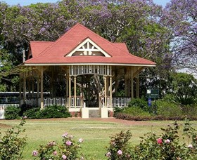 Gympie Memorial Park - Geraldton Accommodation