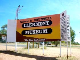 Clermont Historical Centre and Museum - Geraldton Accommodation