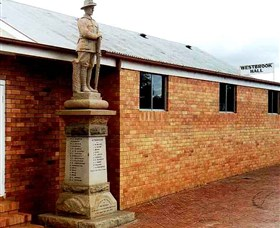 Westbrook War Memorial - Geraldton Accommodation