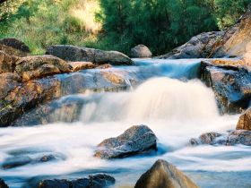Crows Nest Falls - Geraldton Accommodation