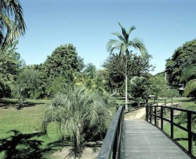 Ingham Memorial Gardens - Geraldton Accommodation