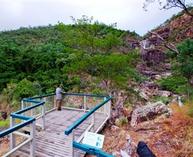 Jourama Falls Paluma Range National Park - Geraldton Accommodation