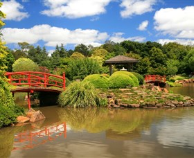 Japanese Gardens - Geraldton Accommodation
