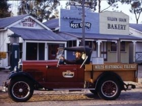 Miles Historical Village and Museum - Geraldton Accommodation
