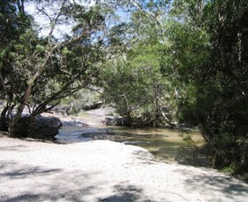 Davies Creek National Park and Dinden National Park